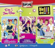Die drei !!!. Box 01 Folge 01 - 03 (drei Ausrufezeichen)  Folgen 1-3  Audio-CD  Die drei !!! (Audio)  3 Audio-CDs  Deutsch  2011