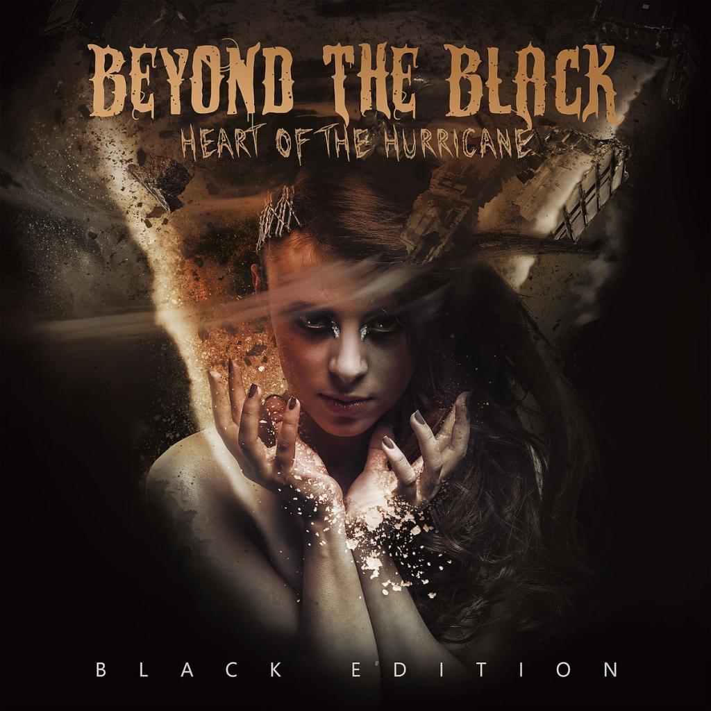 Heart Of The Hurricane (Black Edition) Beyond The Black Audio-CD 2 Audio-CDs