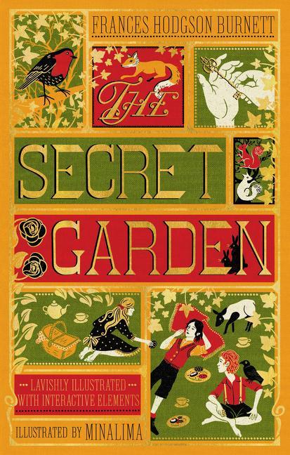 The Secret Garden  Frances Hodgson Burnett  Buch  Englisch  2018