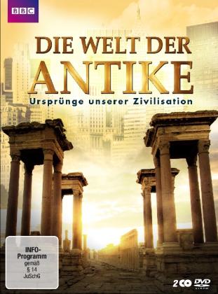 Die Welt der Antike - Ursprünge unserer Zivilisation  DVD  Polyband  2 DVDs  Deutsch  2012